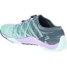 Merrell Trail Glove 4 Knit - Calzado Mujer - violeta/Turquesa